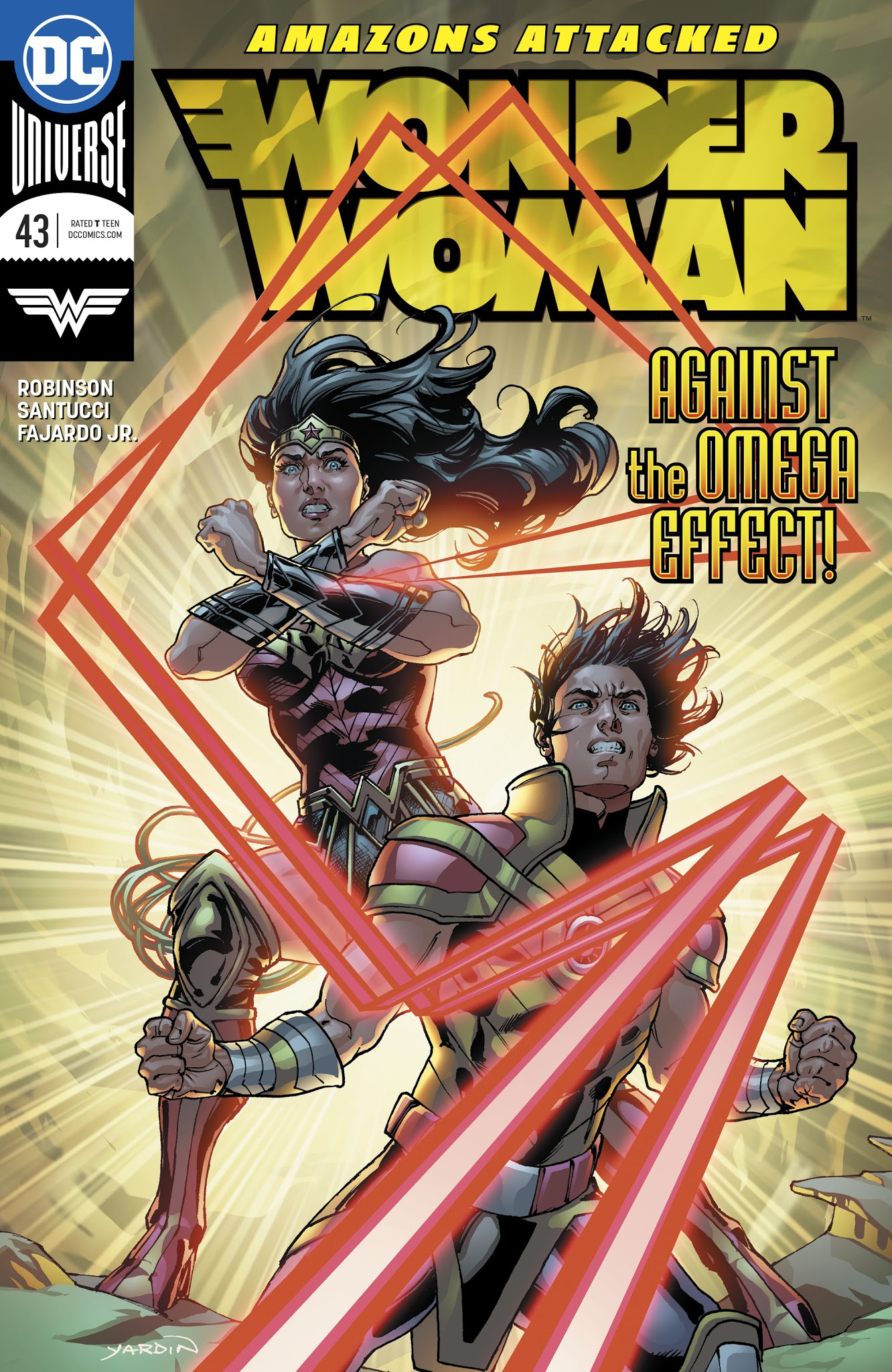 Wonder Woman Vol 5 43
