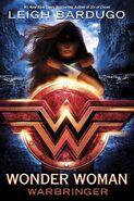 Wonder Woman Warbringer Novel