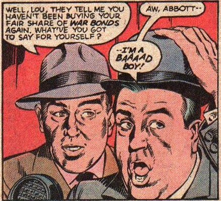Bud Abbott (New Earth)