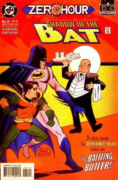 Batman: Shadow of the Bat Vol 1 31