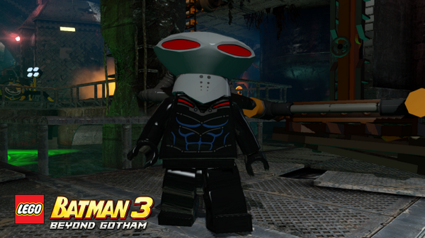 Black Manta (Lego Batman)