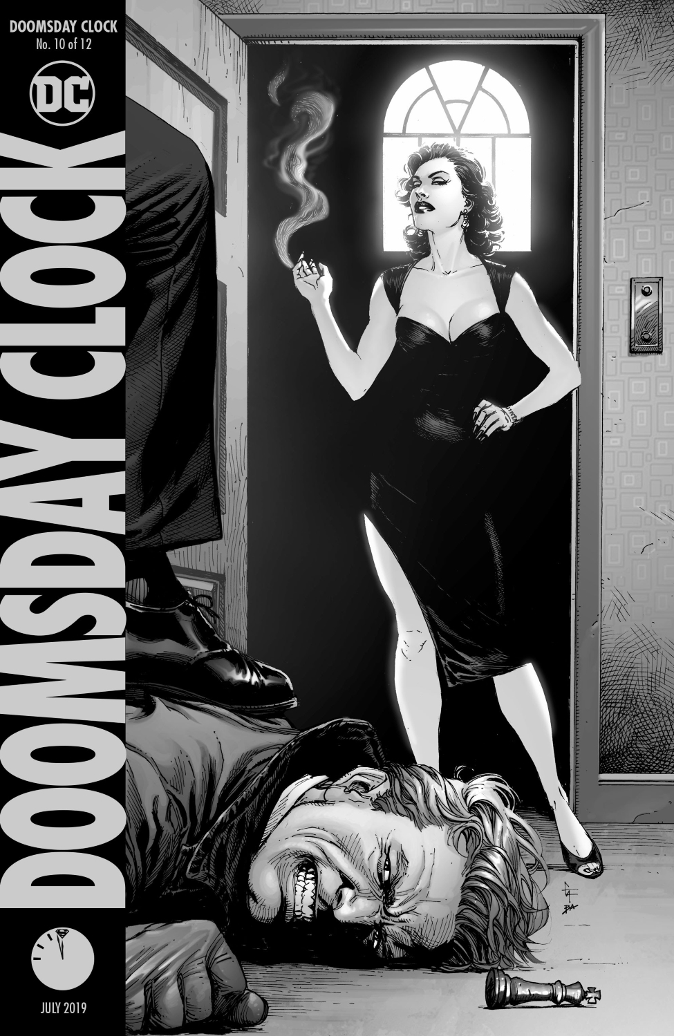 Doomsday Clock Vol 1 10