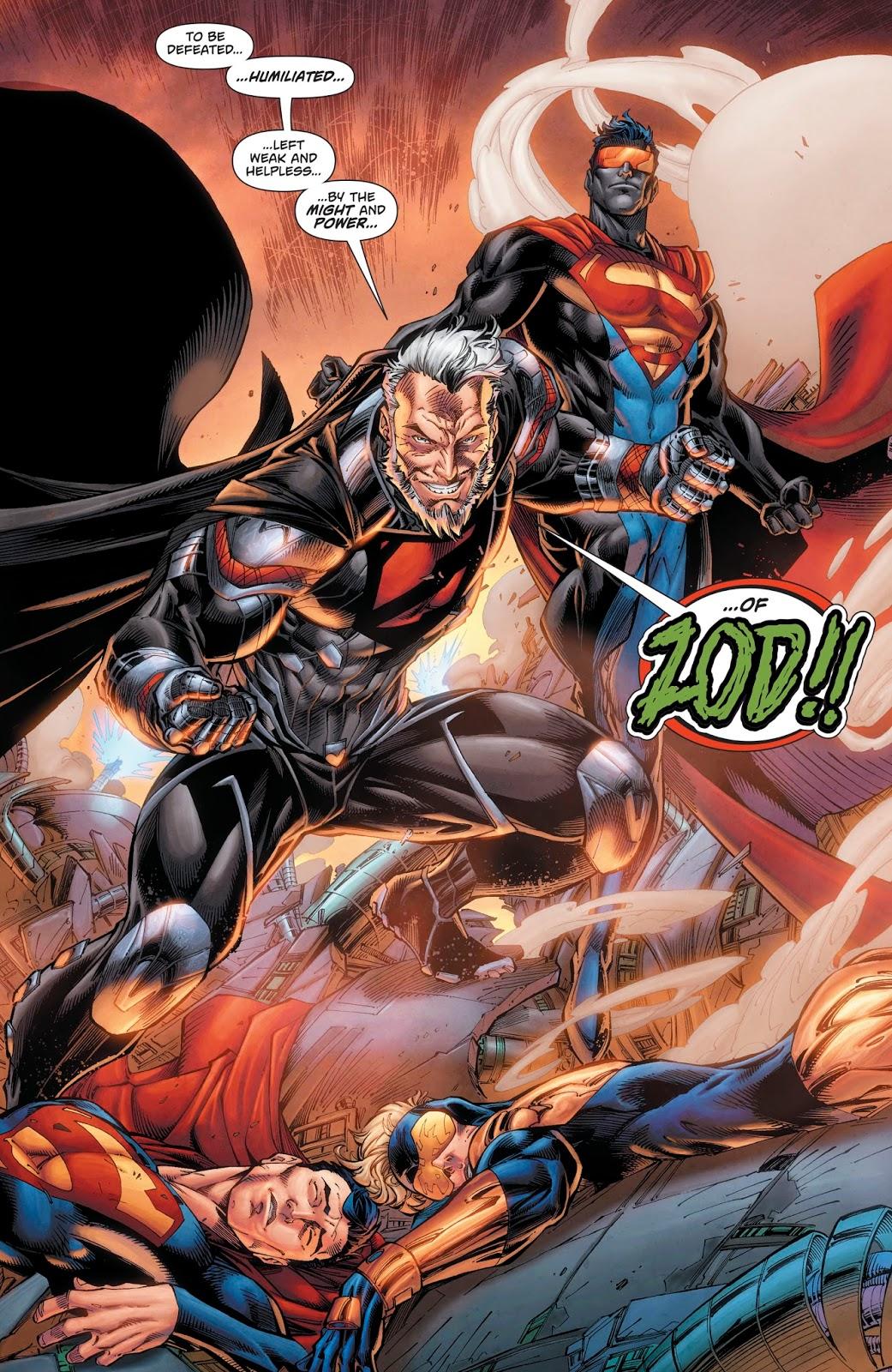 Dru-Zod (Booster Shot Future)