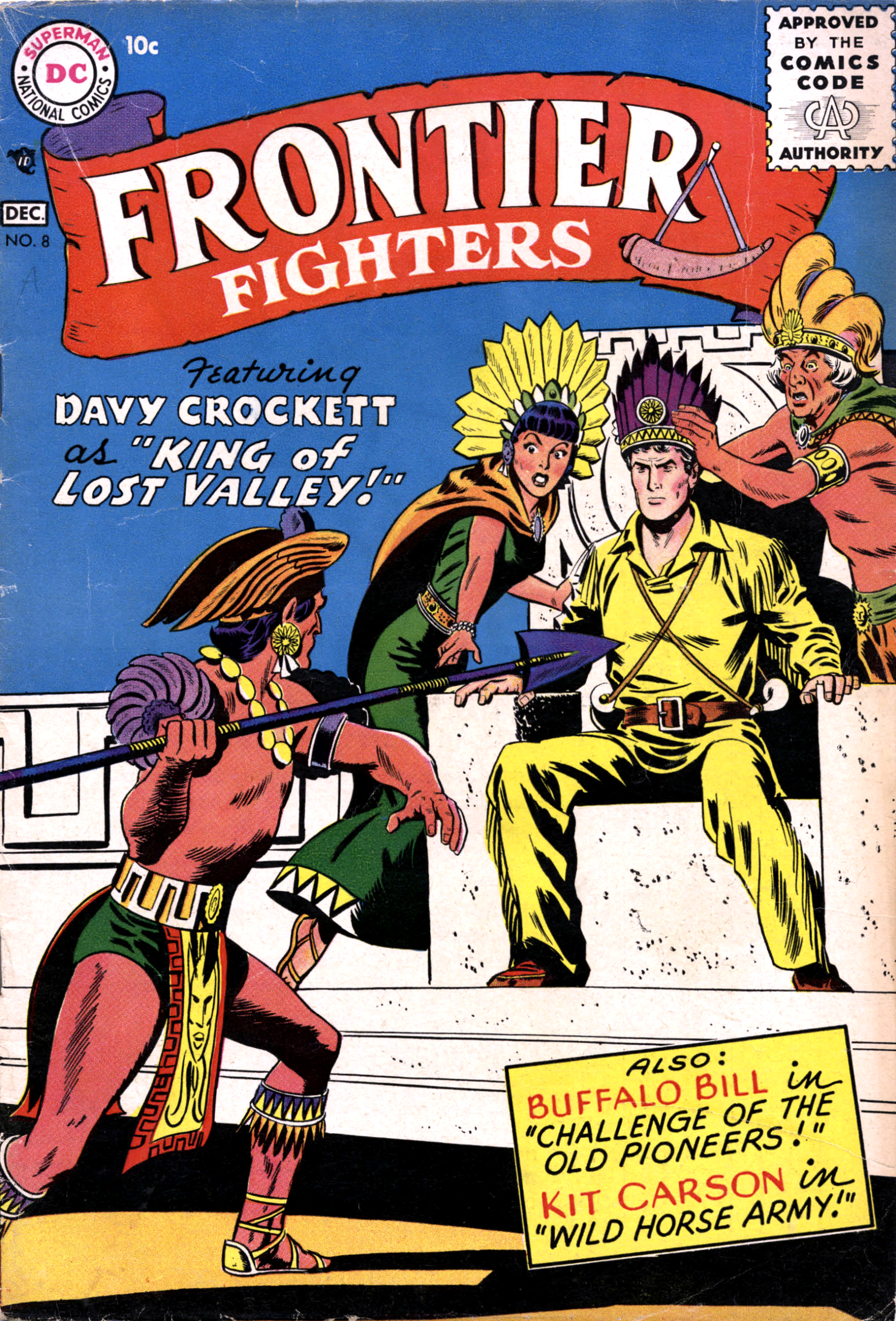 Frontier Fighters Vol 1 8