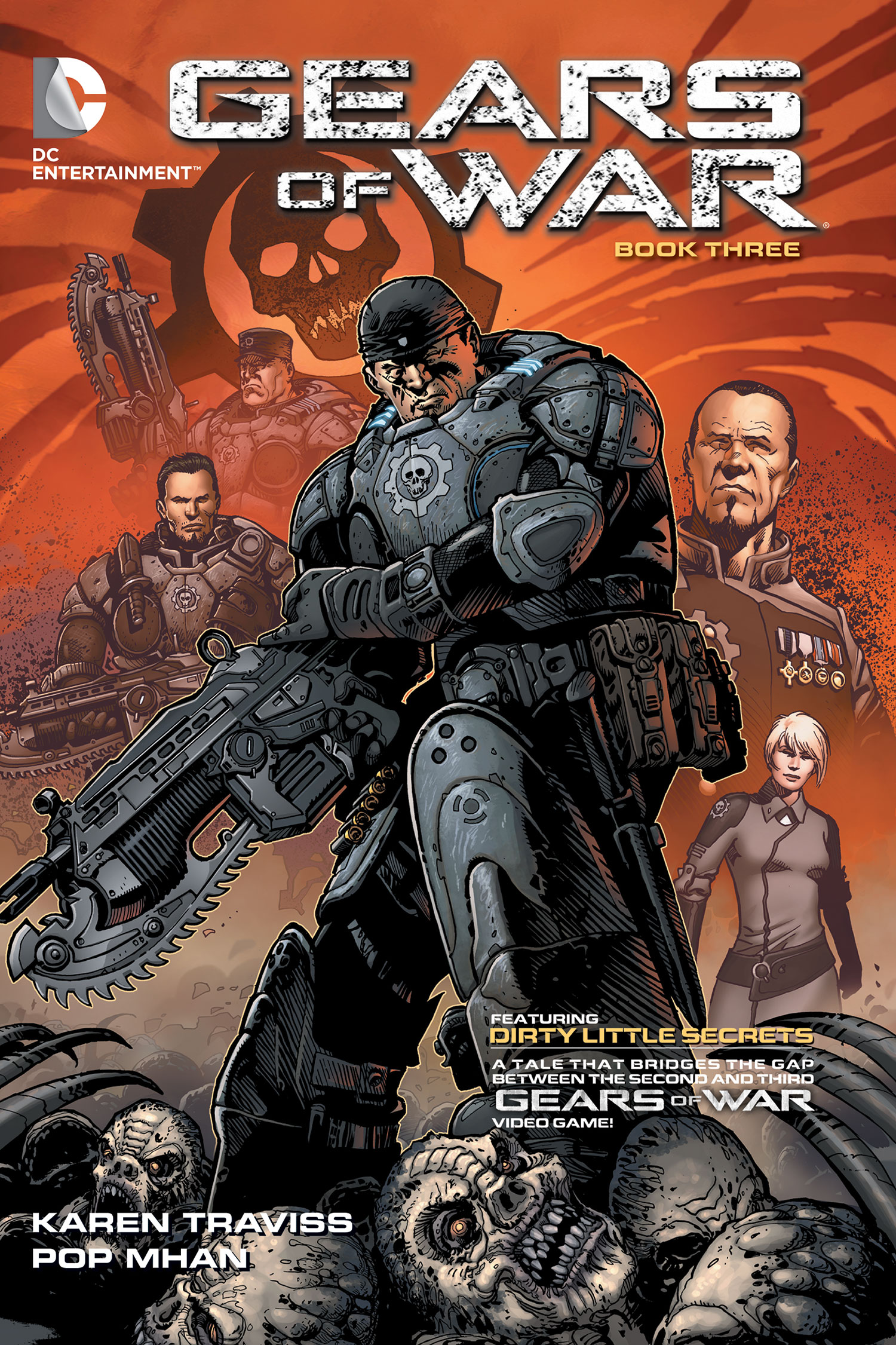 Gears of War: Book Three (Collected)