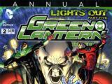 Green Lantern Annual Vol 5 2