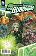 Green Lantern New Guardians Annual Vol 1 1