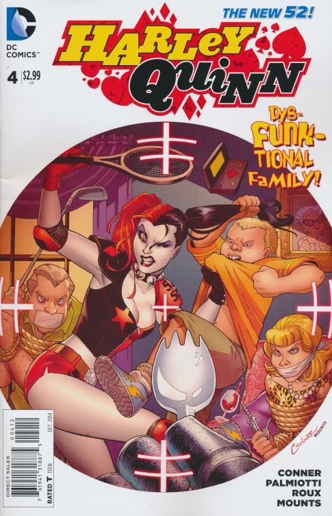Harley Quinn Vol 2 4 2nd Printing.jpg