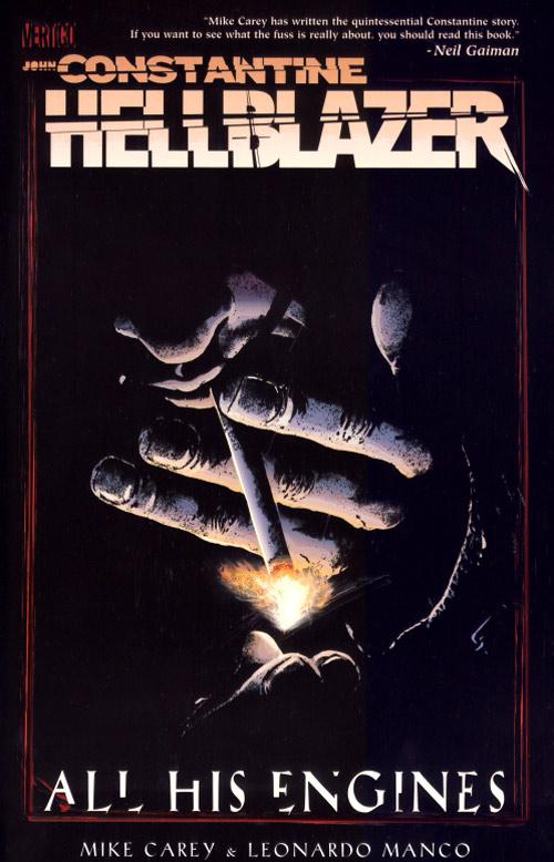 John Constantine - Hellblazer: All His Engines
