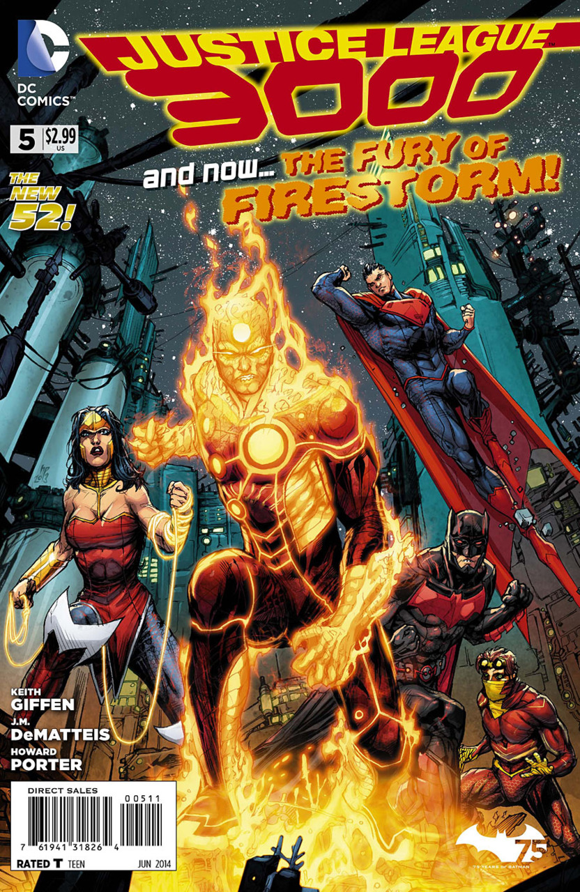 Justice League 3000 Vol 1 5