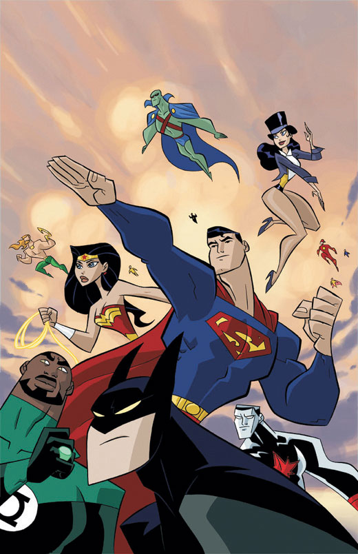 Justice League Unlimited: Champions of Justice (Collected)