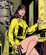 Laurel Juspeczyk Watchmen 001