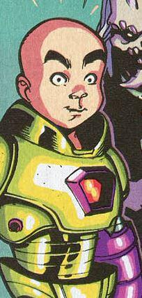 Alexander Luthor (Li'l Leaguers)