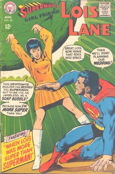 Superman's Girl Friend, Lois Lane Vol 1 85