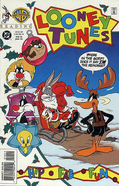 Looney Tunes Vol 1 10