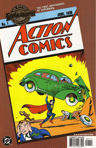 Millennium Edition: Action Comics Vol 1 1
