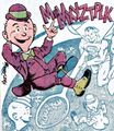 Mr mxyztplk earth two whos who