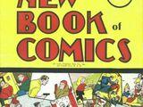 New Book of Comics Vol 1 1