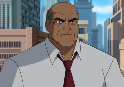 Perry White (Superman: Doomsday)