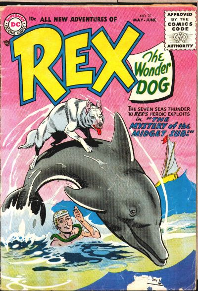 Adventures of Rex the Wonder Dog Vol 1 27