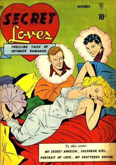 Secret Loves Vol 1
