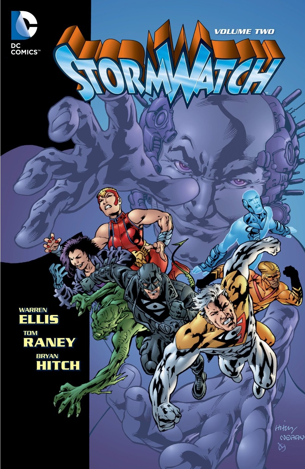 StormWatch Vol. 2 (Collected)