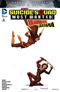 Suicide Squad Most Wanted Deadshot and Katana Vol 1 2