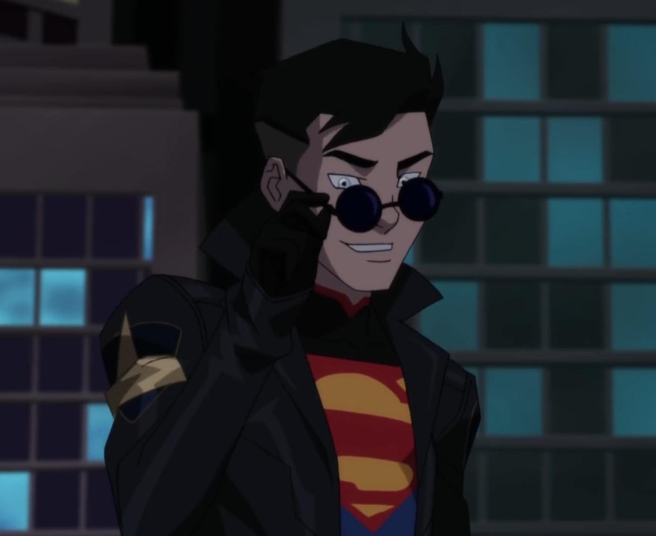 Superboy (DC Animated Movie Universe)