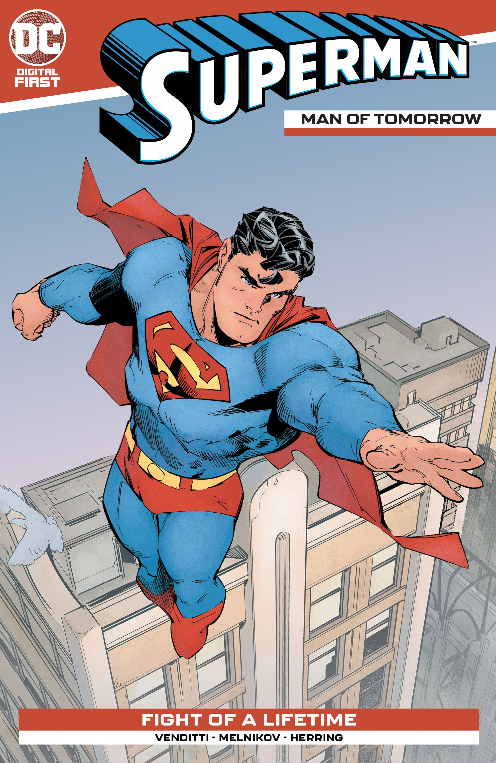 Superman: Man of Tomorrow Vol 1 11 (Digital)
