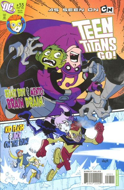 Teen Titans Go! Vol 1 53