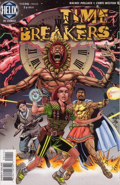 Time Breakers Vol 1 1