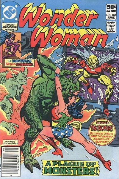 Wonder Woman Vol 1 280