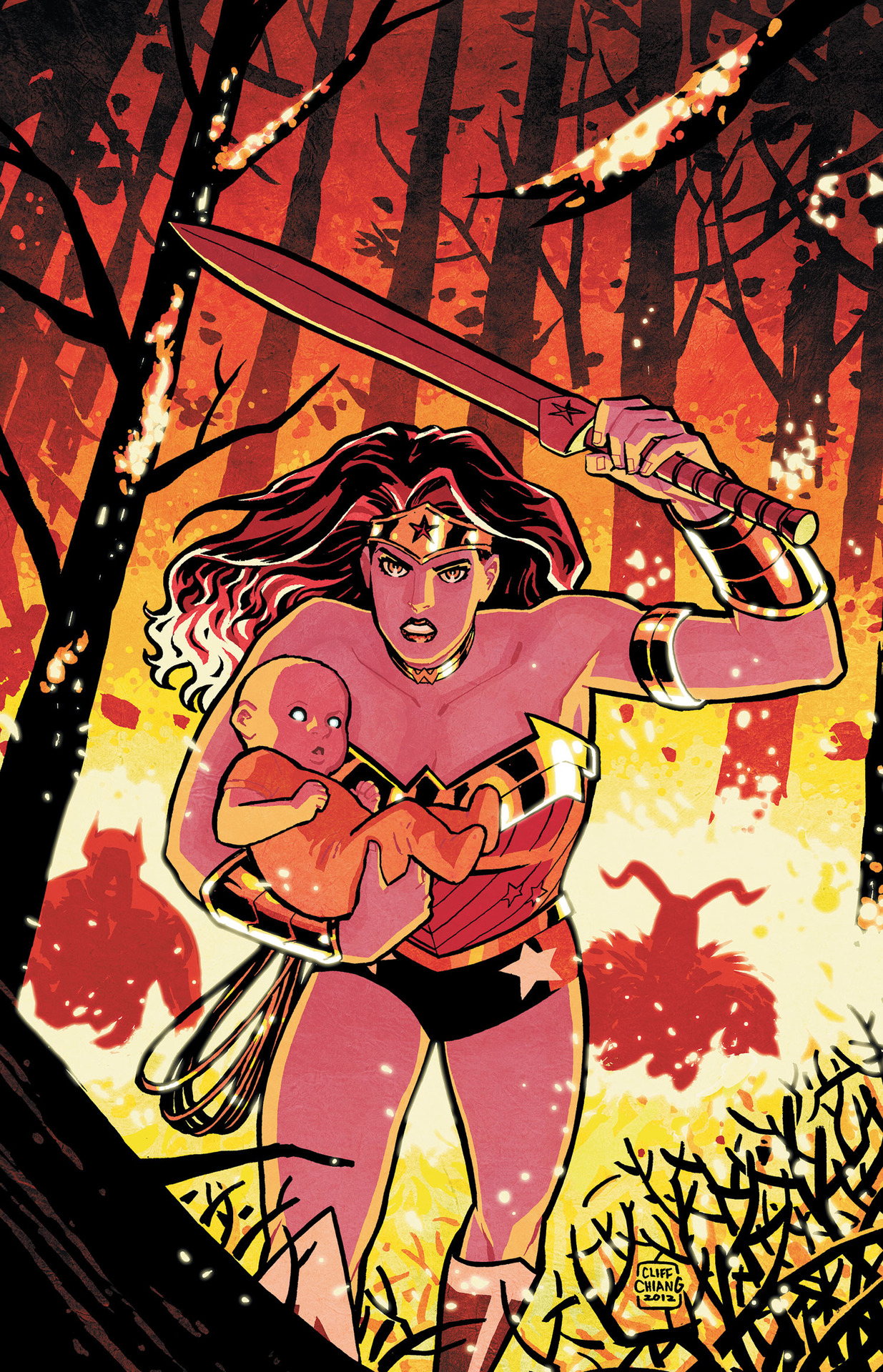 Wonder Woman Vol 4 18 Textless.jpg