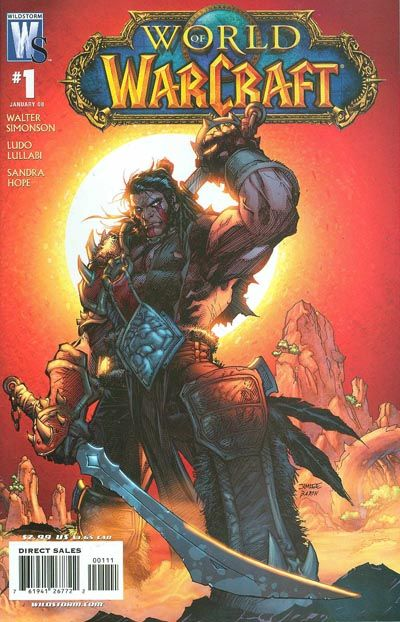 World of Warcraft Vol 1