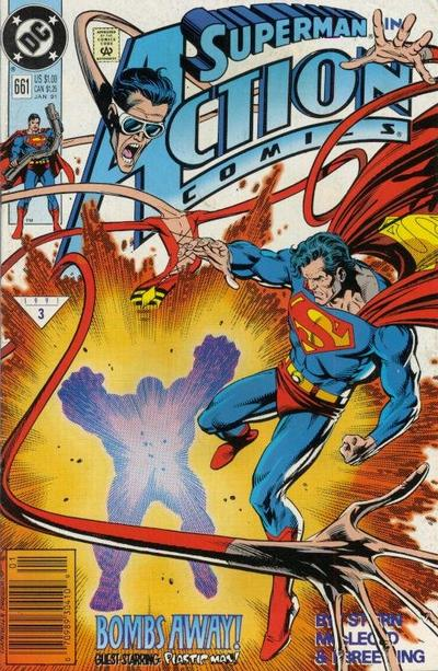 Action Comics Vol 1 661