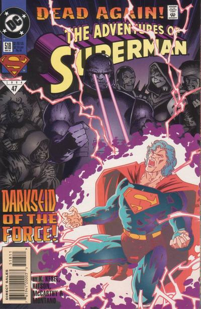 Adventures of Superman Vol 1 518