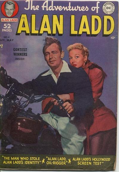 Adventures of Alan Ladd Vol 1 4