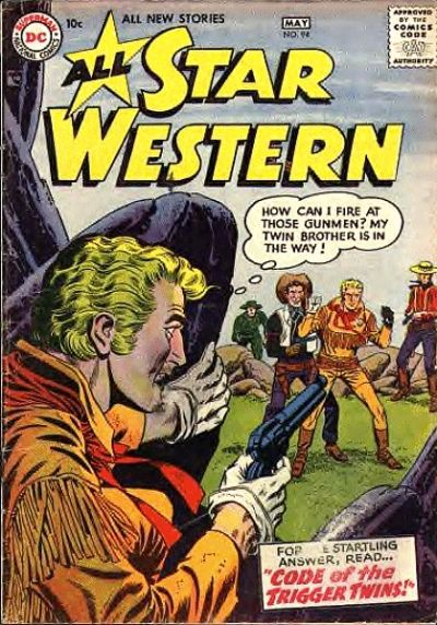 All-Star Western Vol 1 94