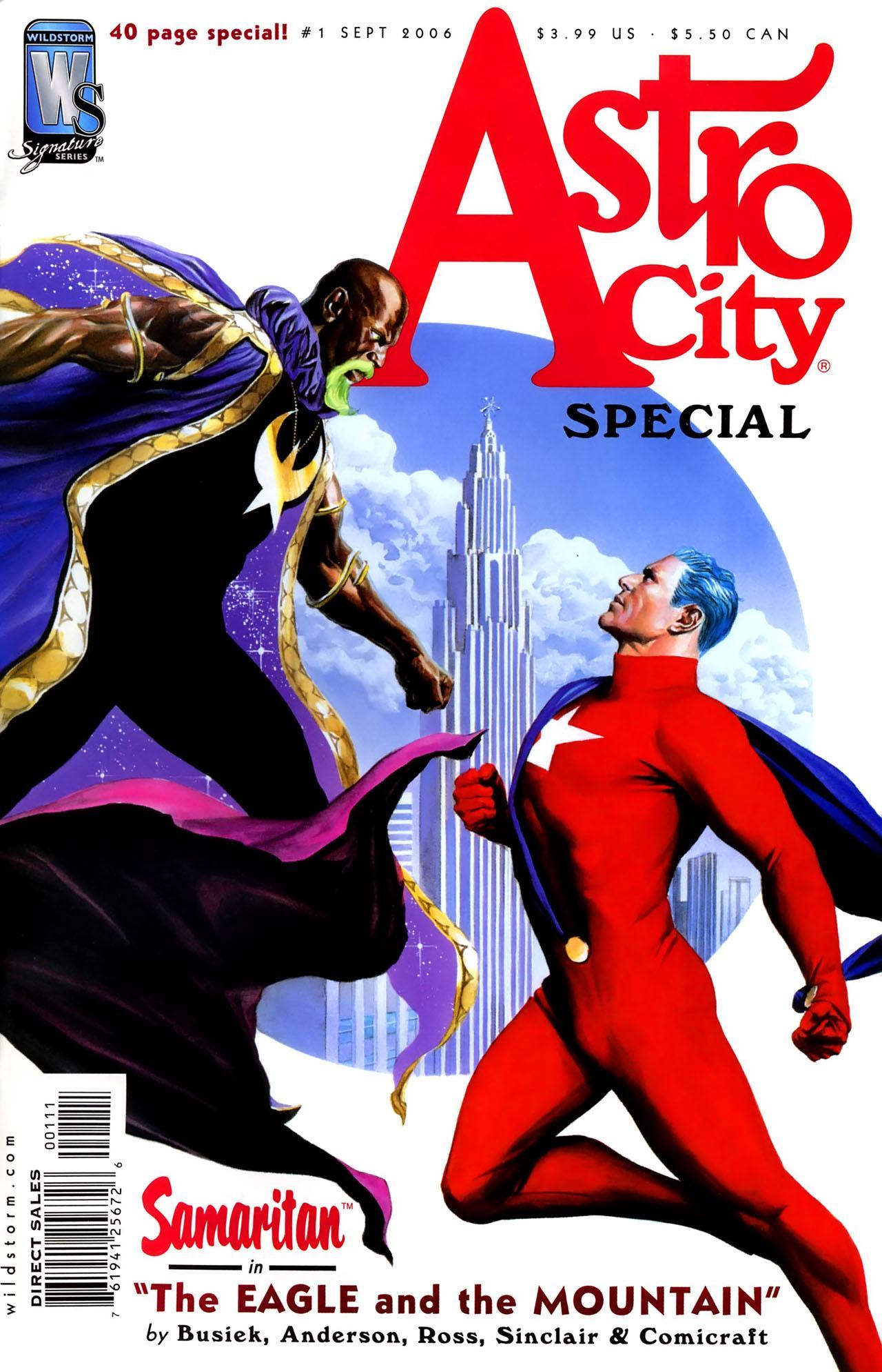 Astro City Special: Samaritan Vol 1 1