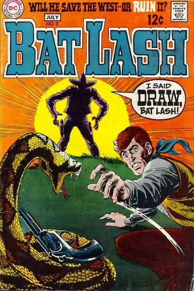Bat Lash Vol 1 5
