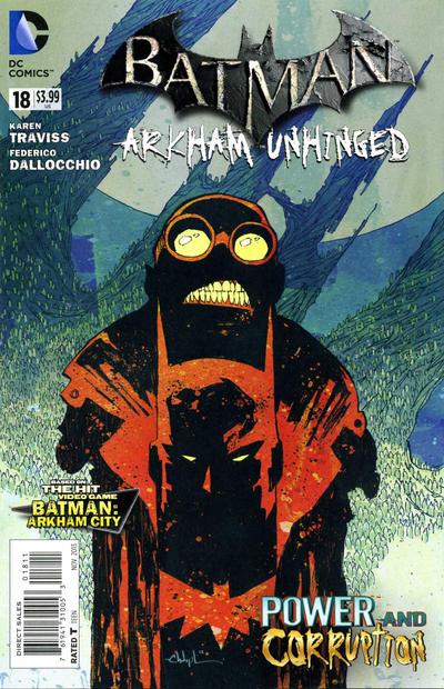 Batman: Arkham Unhinged Vol 1 18