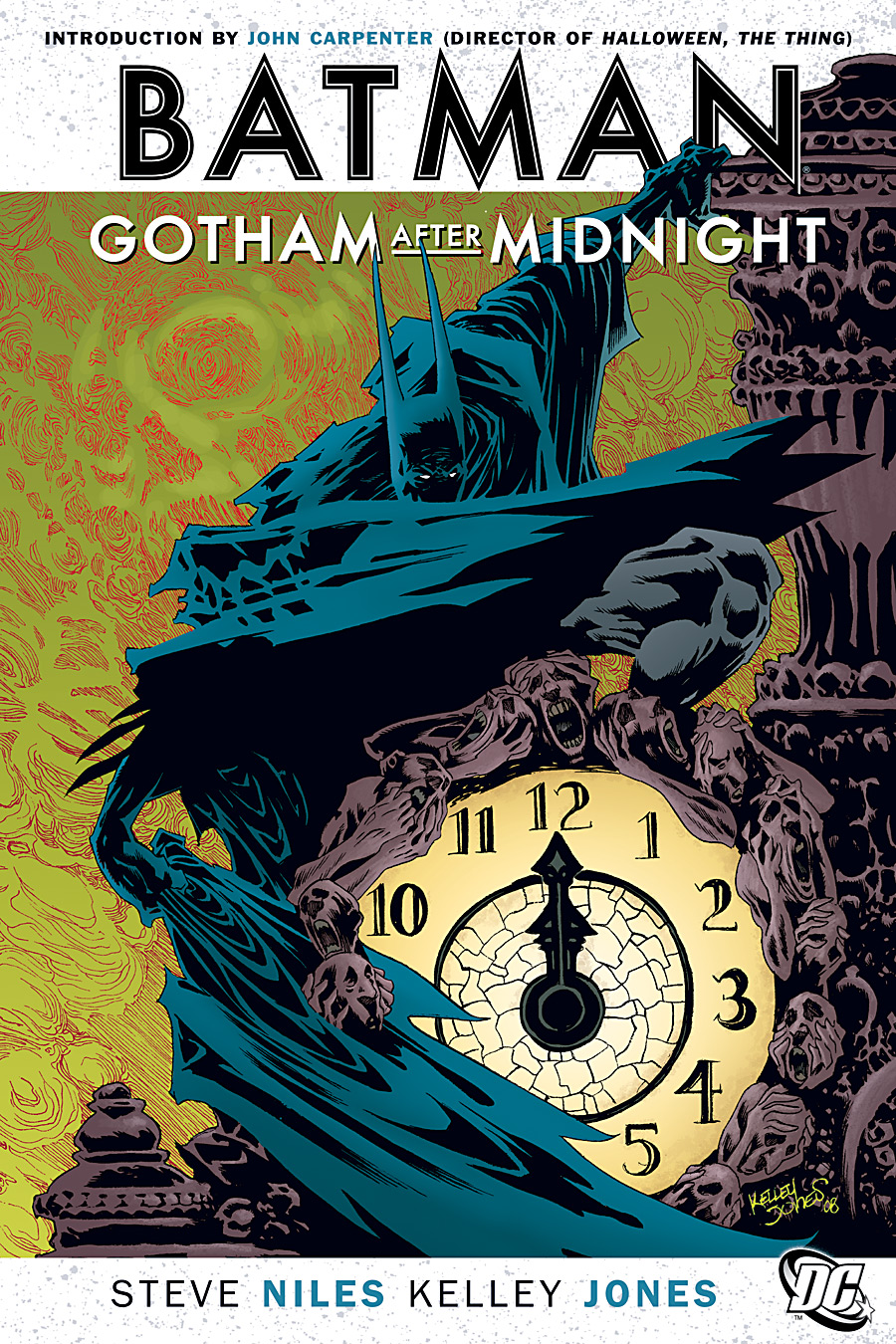 Batman: Gotham After Midnight (Collected)