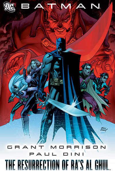 Batman: The Resurrection of Ra's al Ghul (Collected)