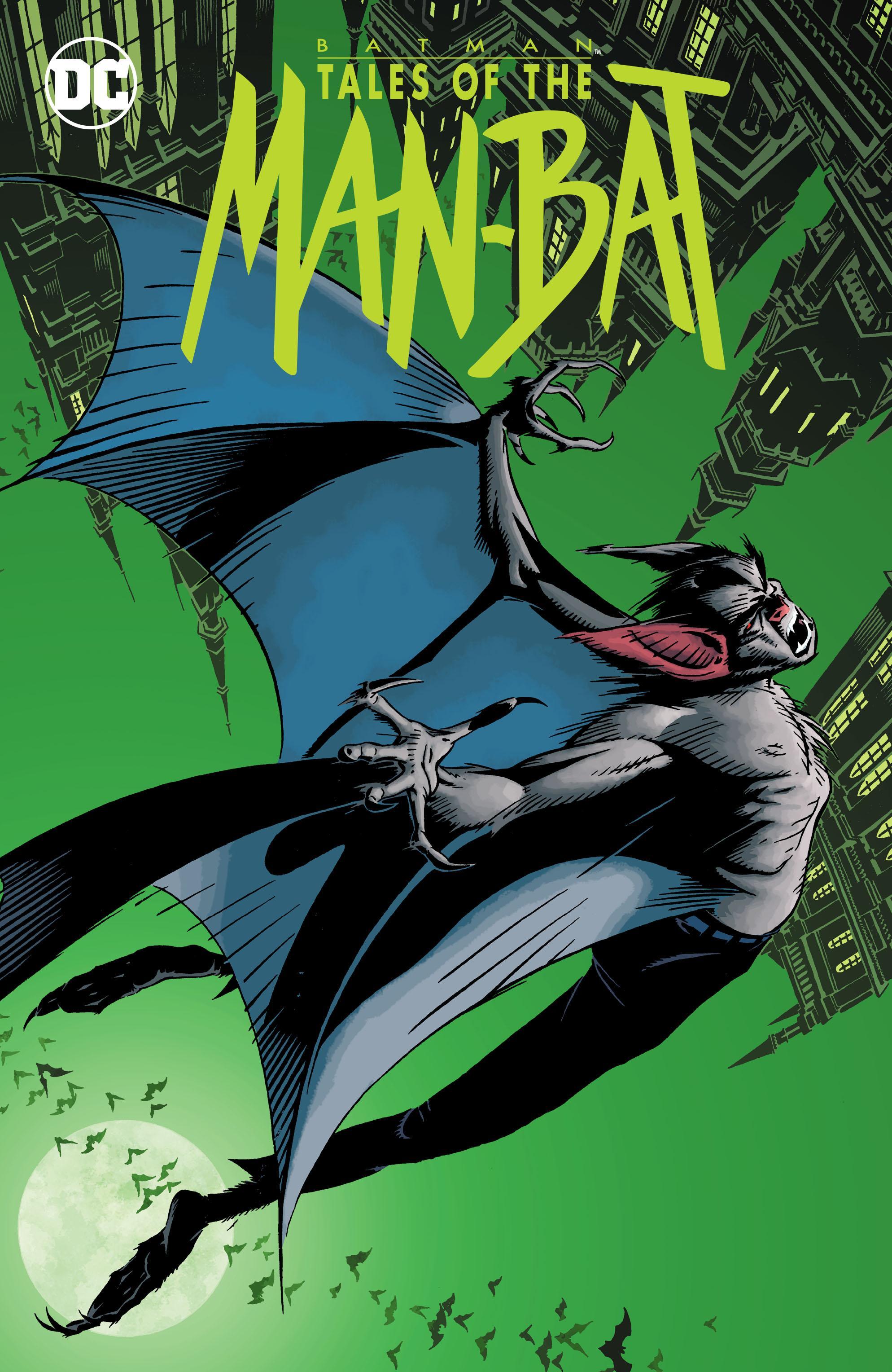 Batman: Tales of the Man-Bat (Collected)