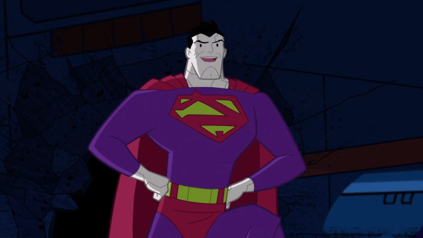 Bizarro (Justice League Action)
