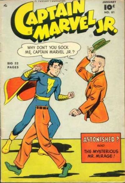 Captain Marvel, Jr. Vol 1 81