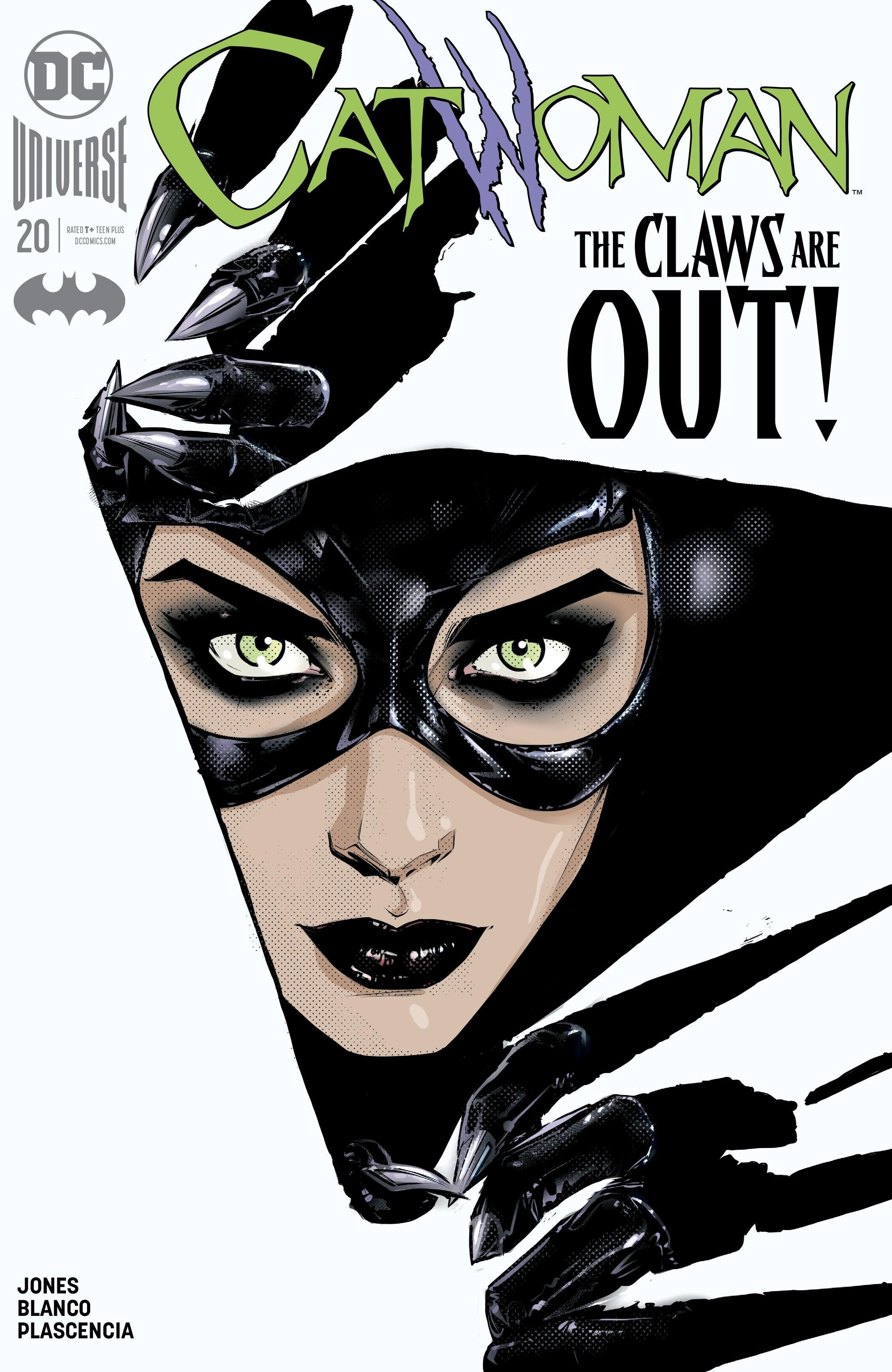 Catwoman Vol 5 20