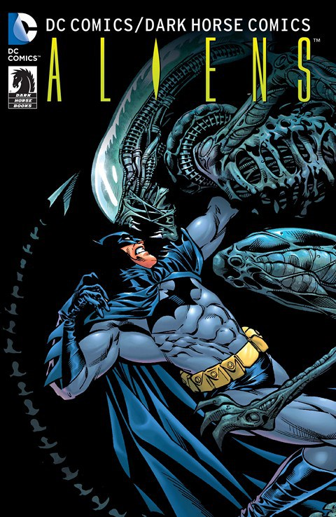 DC Comics/Dark Horse Comics: Aliens (Collected)