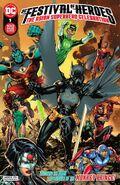 DC Festival of Heroes The Asian Superhero Celebration Vol 1 1