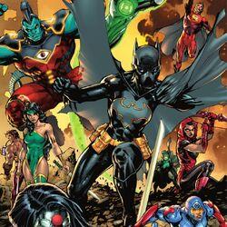 DC Festival of Heroes: The Asian Superhero Celebration Vol 1 1